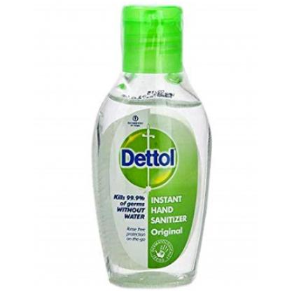 Dettol Hand Sanitiser Original - 200ml (Without Pump)