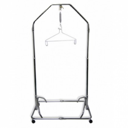 Baby Cradle Stand (Chrome)