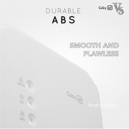 Coby 3 in 1 PROMO [UV Waterless Sterilizer 3 In 1 V3 + Multifunctional Food Processor + 3 in 1 Multifunctional Warmer]