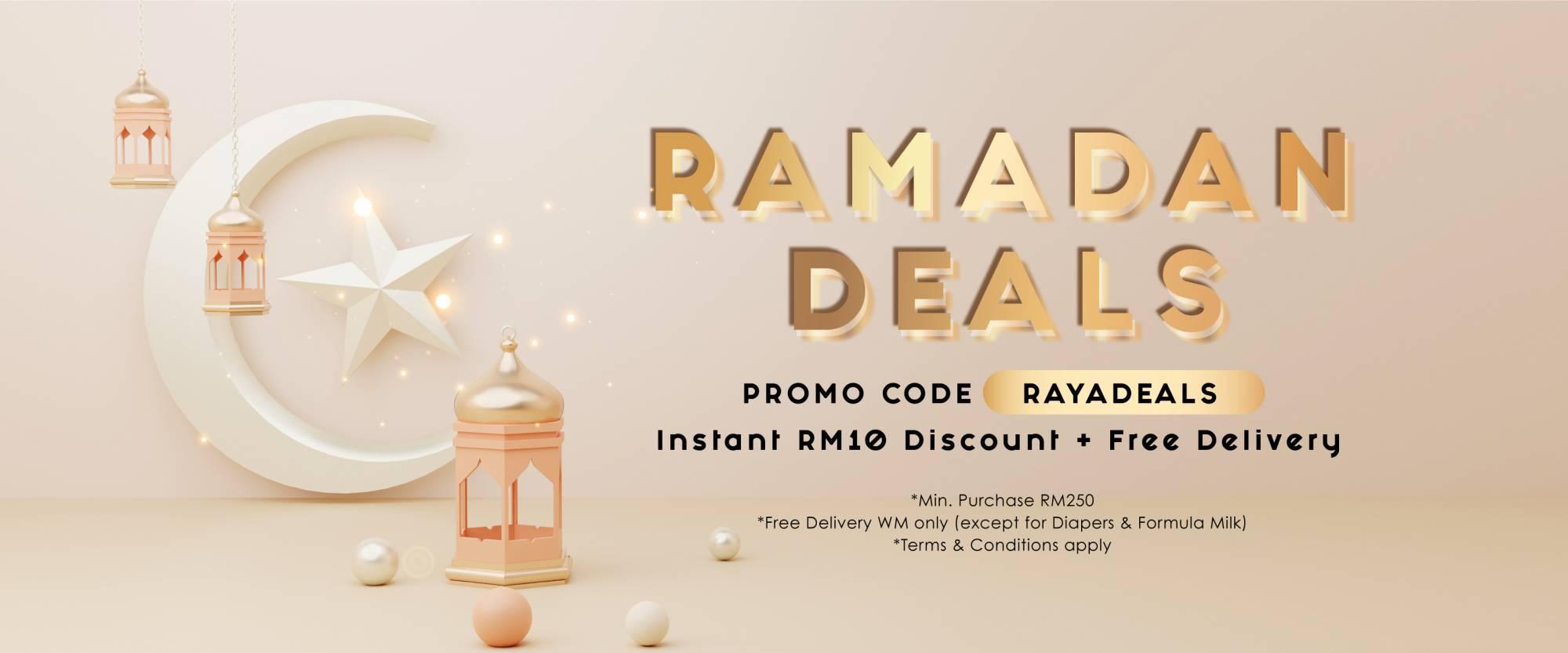 Ramadan Baby Sale